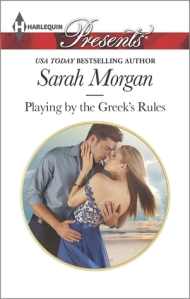Playing by the Greek's Rules by Sarah Morgan
