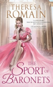 The Sport of Baronets by Theresa Romain